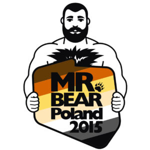 Logo Mr. Bear Poland 2015