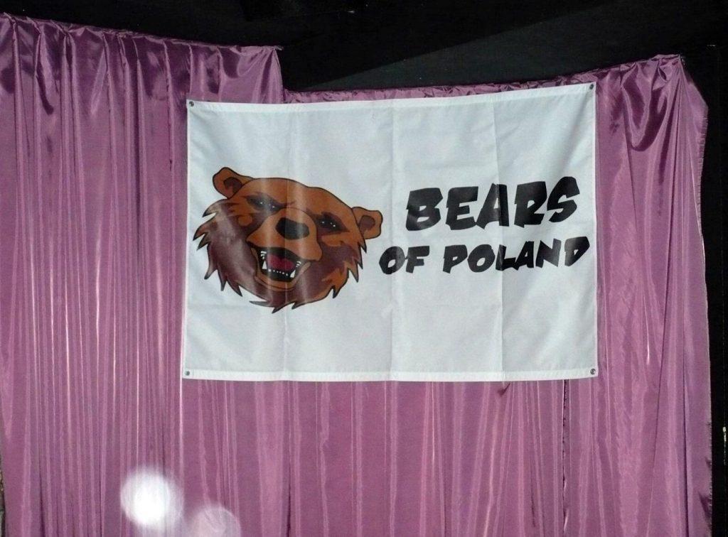 Banner z logiem stowarzyszenia z 2009 roku