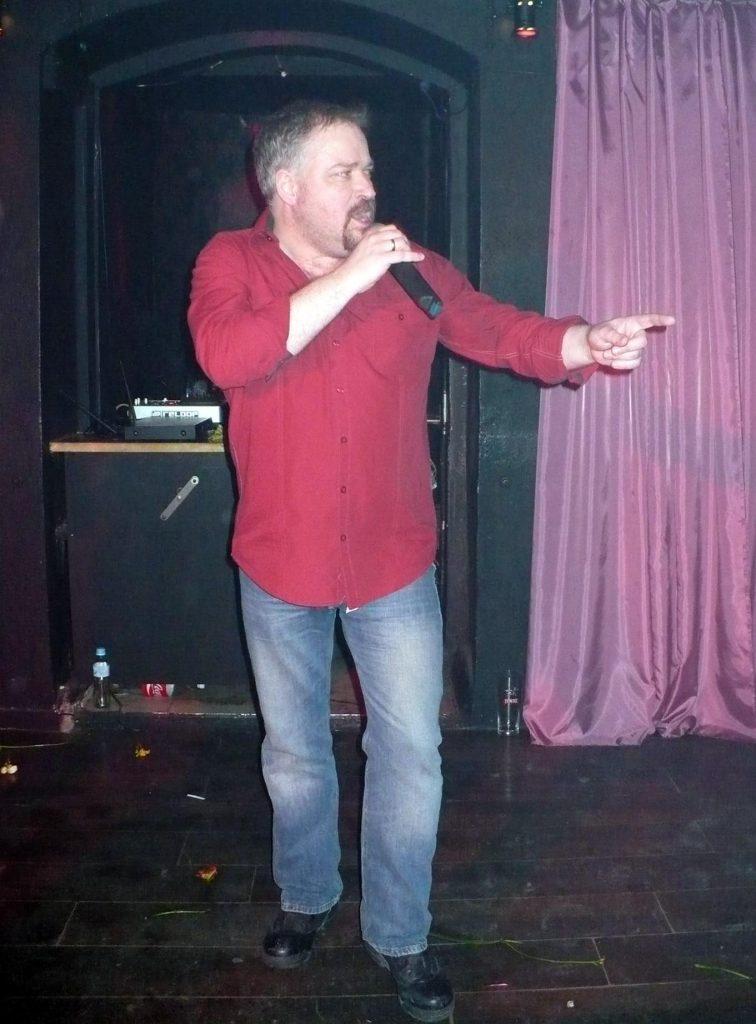 Występ Toma Forta na imprezie inauguracyjnej w klubie Galeria (2010)